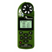 Kestrel 4000 Pocket Weather Tracker with Bluetooth, Olive Drab, medium