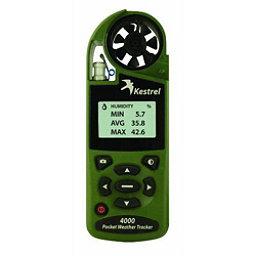 Kestrel 4000 Pocket Weather Tracker with Bluetooth, Olive Drab, 256