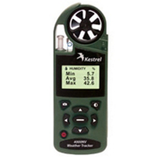 Kestrel 4000 NV Pocket Weather Tracker with Bluetooth, Olive Drab, medium