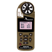 Kestrel 4000 NV Pocket Weather Tracker with Bluetooth, Desert Tan, medium