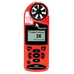 Kestrel 4200 Pocket Air Flow Tracker with Bluetooth, Safety Orange, 256