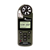 Kestrel 4500 NV Pocket Weather Tracker with Bluetooth, Olive Drab, medium