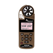 Kestrel 4500 NV Pocket Weather Tracker with Bluetooth, Desert Tan, medium