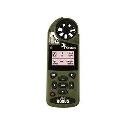 Kestrel Weather Tracker with Horus Atrag Ballistics and Bluetooth, Olive Drab, 256