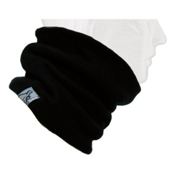 Turtle Fur Turtles Neck Warmer, Black, medium