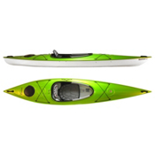 Hurricane Santee 126 Recreational Kayak 2016, Green, medium