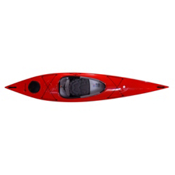 Hurricane Santee 126 Recreational Kayak 2016, Red, medium