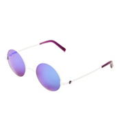 Anon Wizard Sunglasses, White, medium