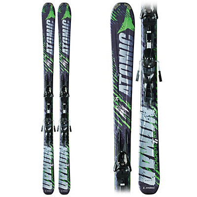 Atomic Blackeye TI Skis with XTO 12 Bindings, , large