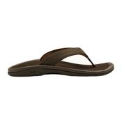 OluKai Ohana Womens Flip Flops, Dark Java-Dark Java, medium