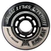 Rink Rat Hornet Split XXX 76A Inline Hockey Skate Wheels - 4 Pack, , medium