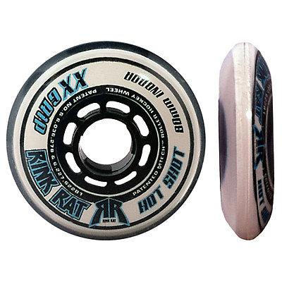 Rink Rat Hot Shot XX 78A Inline Hockey Skate Wheels - 4 Pack, , large