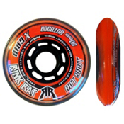 Rink Rat Hot Shot X 84A Inline Hockey Skate Wheels - 4 Pack, , medium