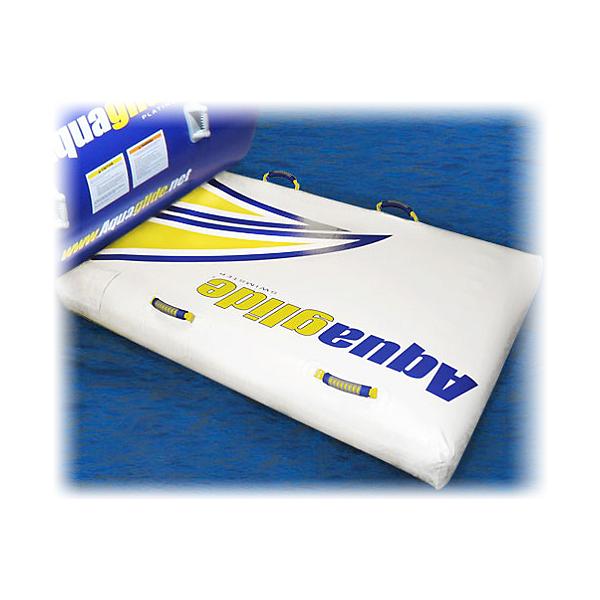 Aquaglide SwimStep Consumer Access Platform Water Trampoline Attachment, , 600