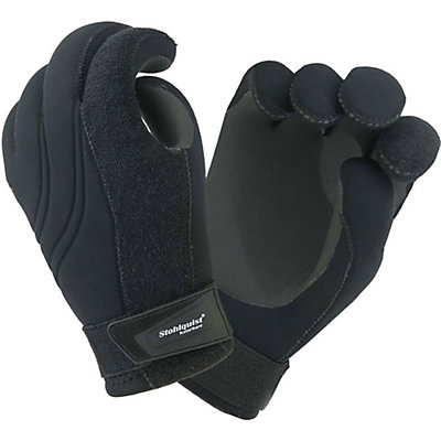 Stohlquist MAW Paddling Gloves, Black, viewer