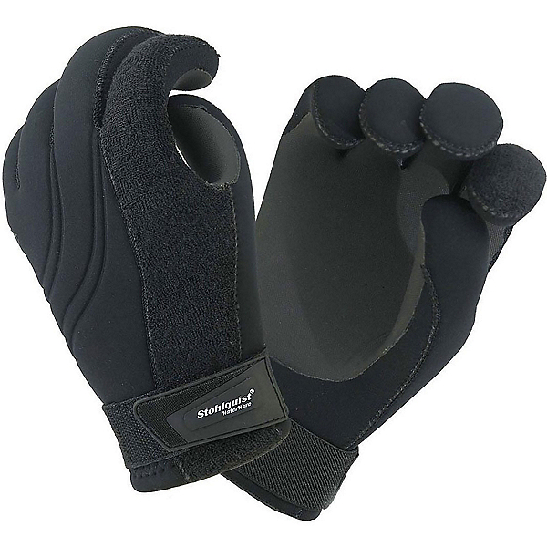 Stohlquist MAW Paddling Gloves, Black, 600