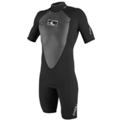 O'Neill Hammer S/S Shorty Wetsuit 2013, Black, medium