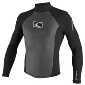 O'Neill Hammer Jacket Wetsuit Top 2013, Black, medium