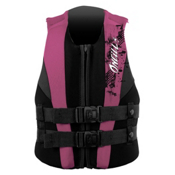 O'Neill Youth USCG Vest Junior Life Vest 2017, Black-Petunia-Coal, medium