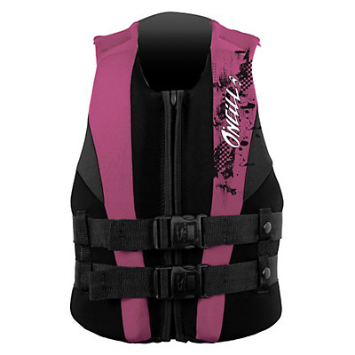 O'Neill Youth USCG Vest Junior Life Vest 2017, Black-Petunia-Coal, viewer