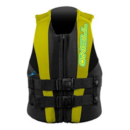O'Neill Child USCG Vest Toddler Life Vest 2017, Coal-Yellow-Black, 256