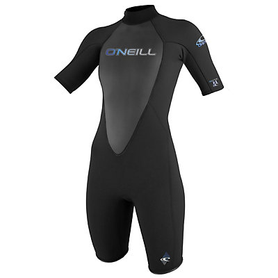 O'Neill Reactor 2/1 Womens Shorty Wetsuit 2016, Black, viewer