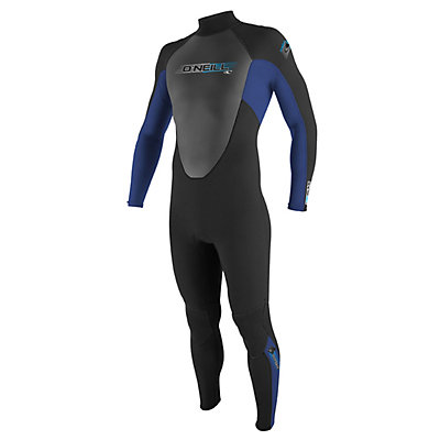 O'Neill Reactor 3/2 Kids Full Wetsuit 2016, Black-Pacific-Black, viewer