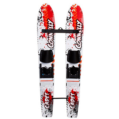 Connelly Cadet Junior Combo Water Skis With Adjustable Bindings, , large