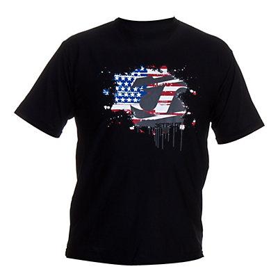 Jetpilot American Board Shirt Mens Rash Guard, , large