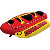 Airhead Double Dog 2 Person Towable Tube 2013, , medium