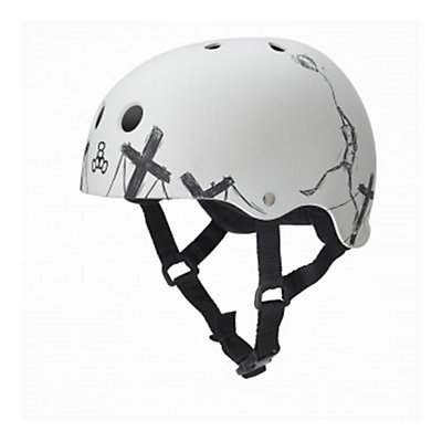 Triple 8 Balloon SS Robot Mens Skate Helmet, , large