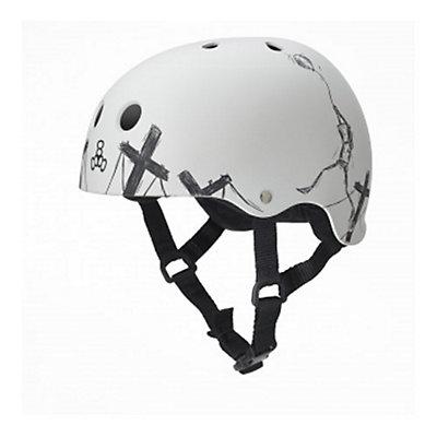 Triple 8 Balloon SS Robot Mens Skate Helmet, , large