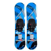 Hydroslide Hoppers Combo Water Skis With Wrap Bindings 2013, , medium