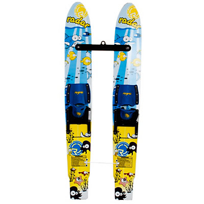 Radar Skis Firebolt Junior Combo Water Skis With Adjustable Bindings, , viewer