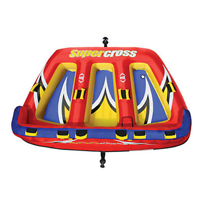 Aquaglide Supercross 3 LE Towable Tube, , viewer
