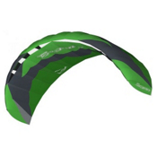 HQ Kites Beamer V Power Kite, Green, medium