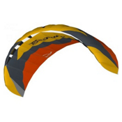 HQ Kites Beamer V Power Kite, Yellow, medium
