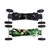 HQ Kites GLD Scrub ATB Mountain Board, , medium