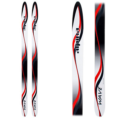Alpina Wave Jr. Cross Country Skis, , large
