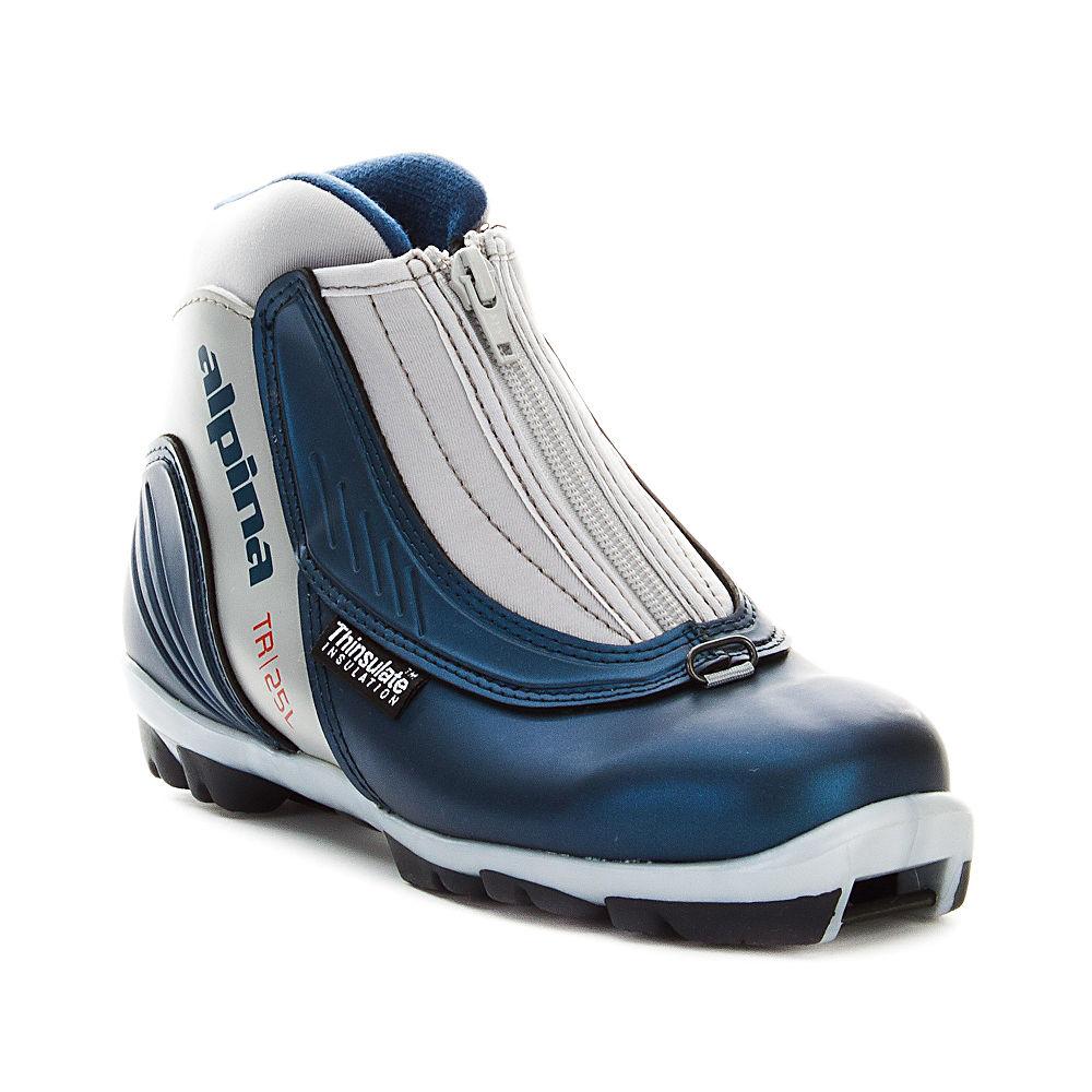 Alpina TR 25 L Womens NNN Cross Country Ski Boots NEW
