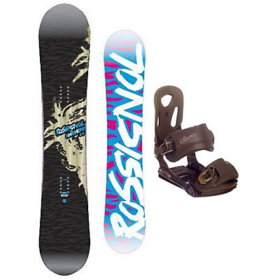 Rossignol Harmony Womens Snowboard and Binding Package, , large