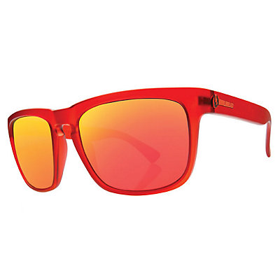 Electric Knoxville Sunglasses, Red, viewer