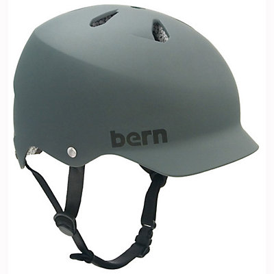 Bern Watts EPS Mens Skate Helmet, , large