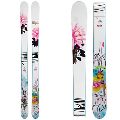 Rossignol Scratch Girl BC Womens Skis, , large