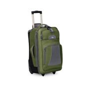High Sierra 25 Inch Wheeled Upright Bag, Amazon Dark Tungsten, medium