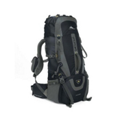 High Sierra Hawk 40 Backpack 2013, Black Charcoal, medium