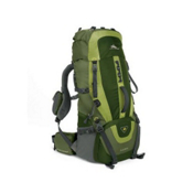 High Sierra Hawk 40 Backpack 2013, Amazon Pine Leaf, medium