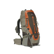 High Sierra Hawk 45 Backpack 2013, Cliff Rock Auburn, medium