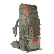High Sierra Titan 65 Backpack, Cliff Rock Auburn, medium