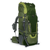 High Sierra Titan 65 Backpack, Amazon Pine Leaf, medium